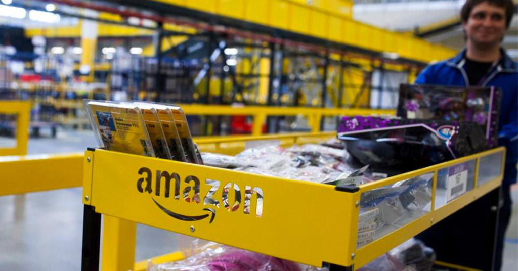 Власть монополиста: четыре отрасли, которые Amazon изменит радикально