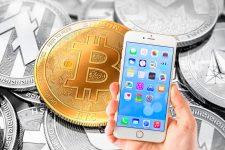 Объем торгов криптовалют «скоро» обойдет торги акциями Apple