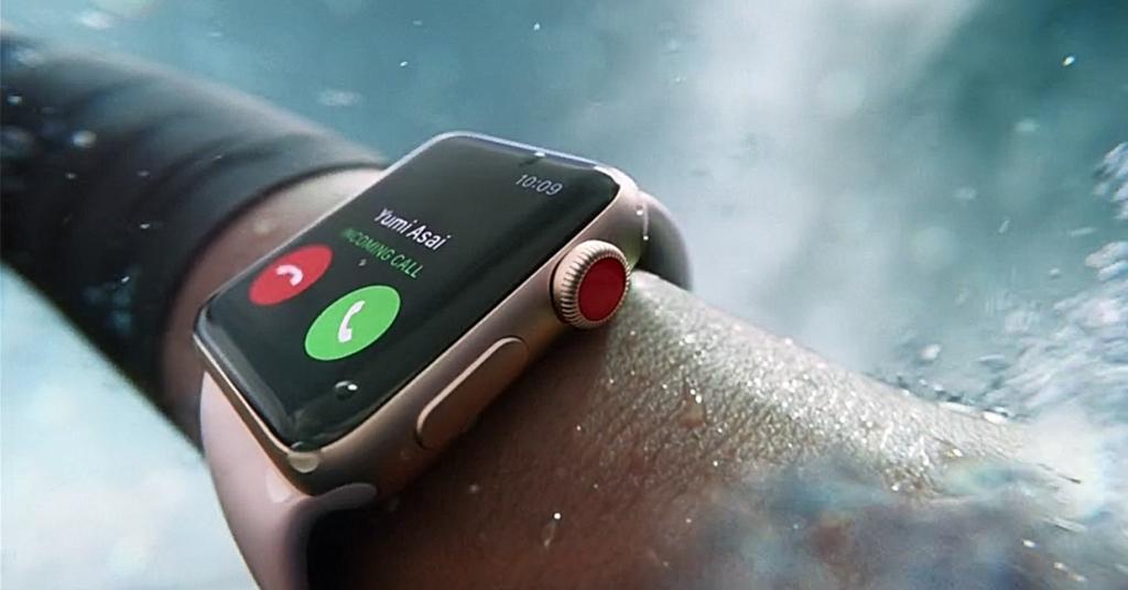 Cмарт-часы с NFC