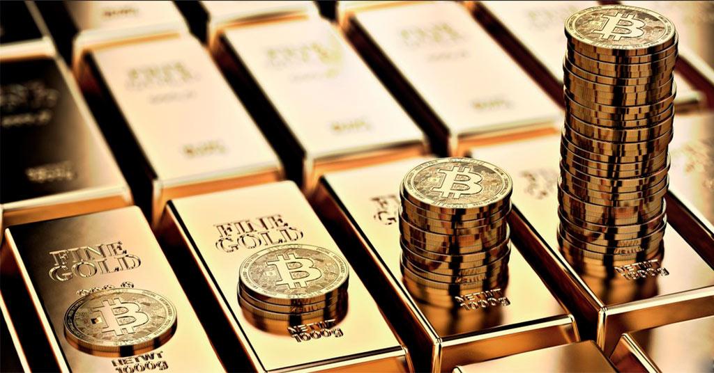 Золото за биткоин: лондонский дилер драгметаллов принимает оплату в криптовалюте