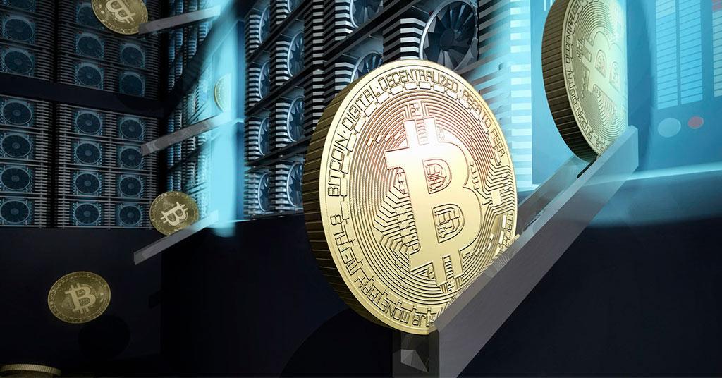 Майнинг криптовалют в России