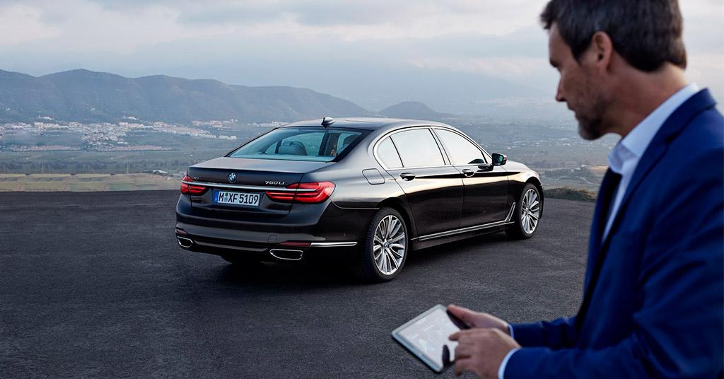 BMW заменит автомобильные ключи мобильным приложением