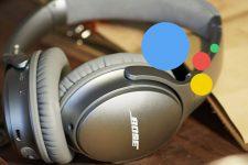 Google интегрирует свой голосовой помощник в наушники