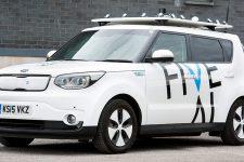 В Европе инвестируют десятки миллионов в самоуправляемые такси