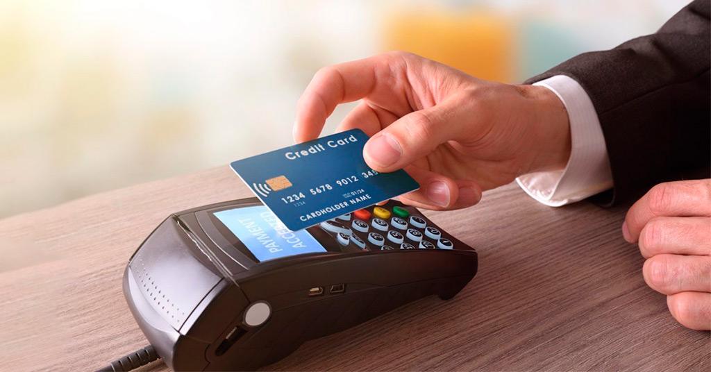Бесконтактные платежи в Великобритании