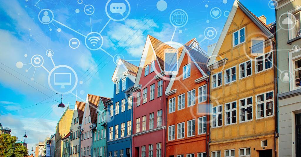 Электронная коммерция в Дании: 82% жителей страны скупаются онлайн
