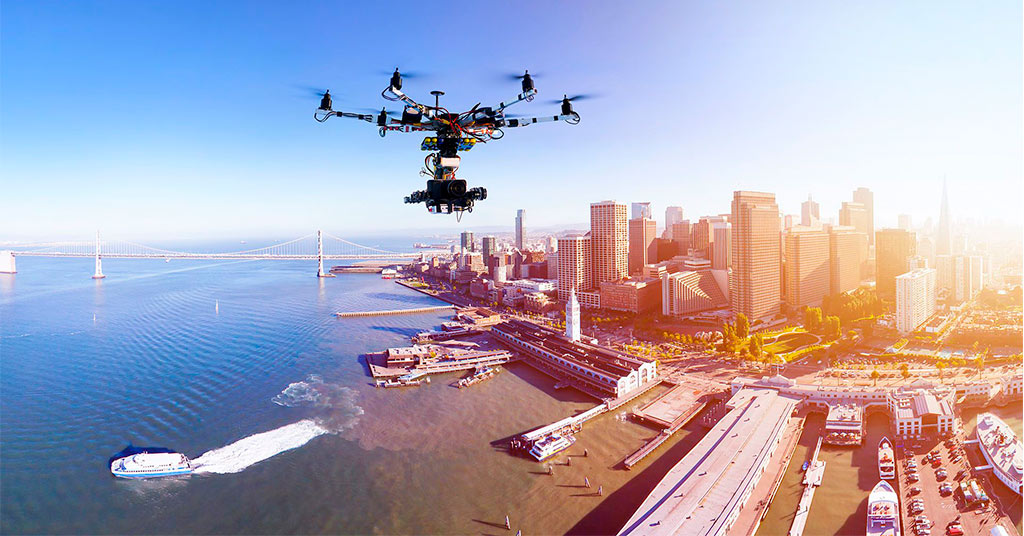 Компания Amazon создаст говорящий дрон
