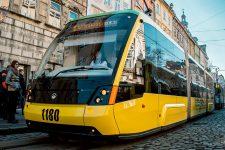 Первый в Украине мобильный проездной запущен во Львове