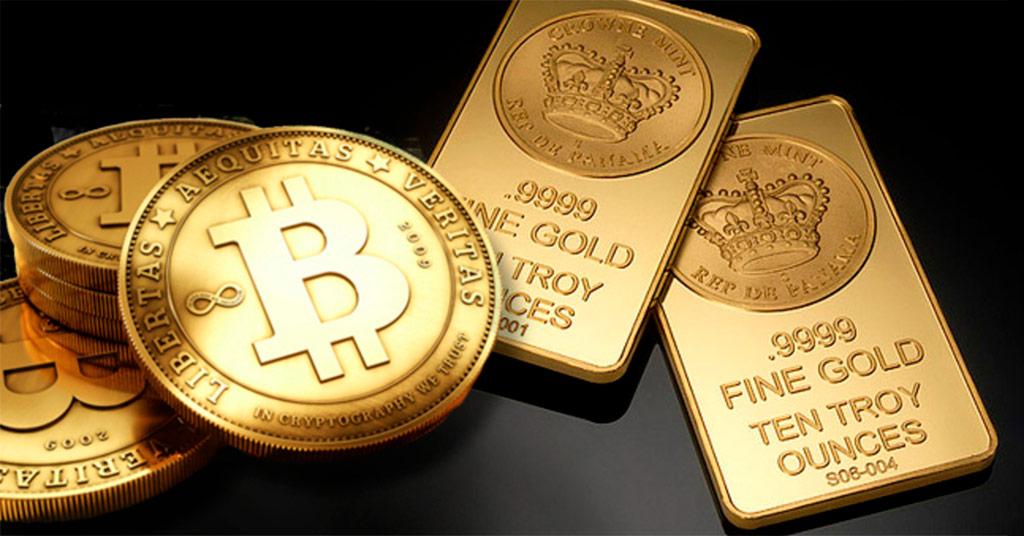 Криптовалюты или золото
