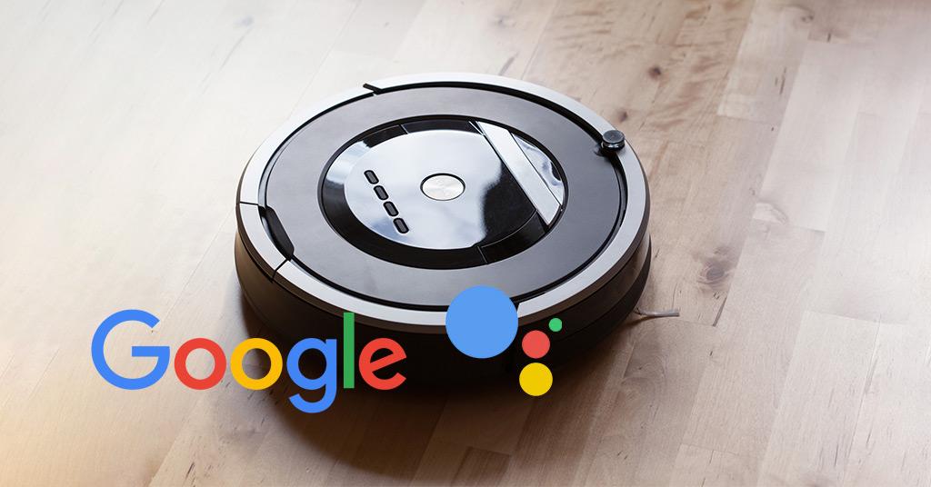 Google Assistant в холодильниках и пылесосах