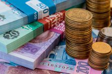 В Украине продолжает сокращаться денежная масса