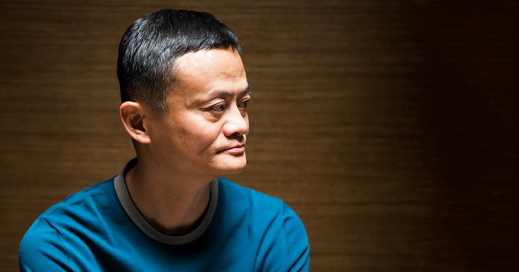 Свернуть горы: Джек Ма о планах Alibaba на ближайшие несколько лет