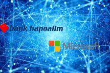 Крупнейший банк Израиля и Microsoft тестируют Blockchain