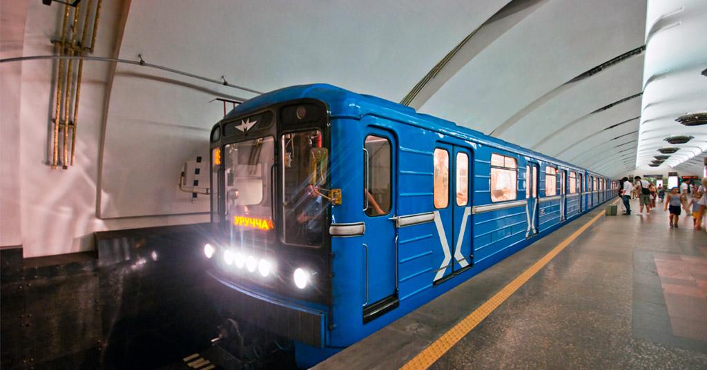 Бесконтактные карты в метро Минска