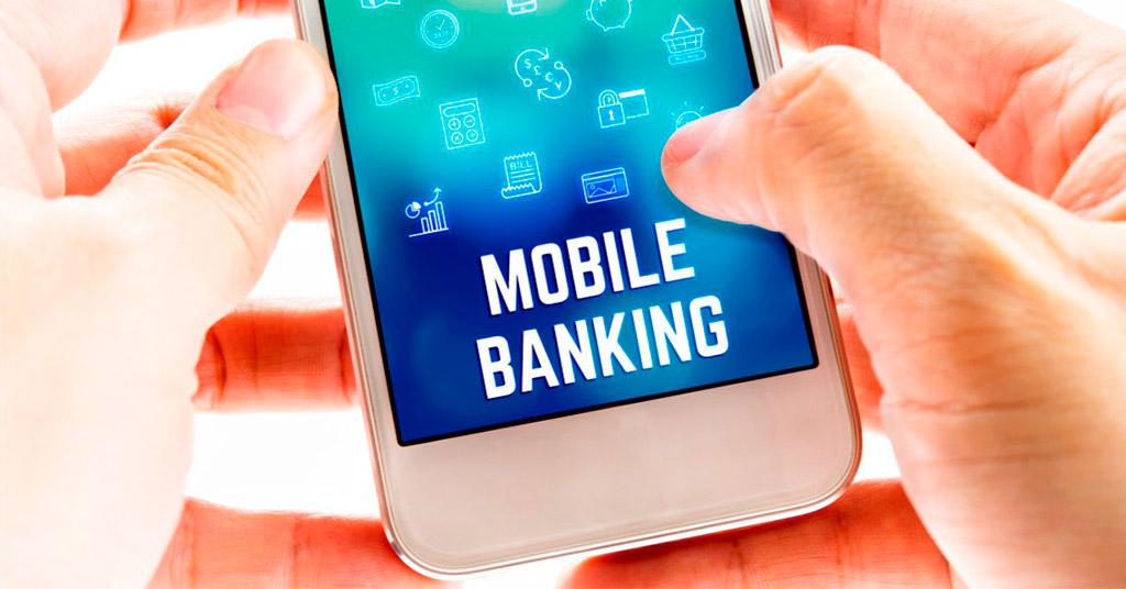 Мобильные банковские приложения биометрия
