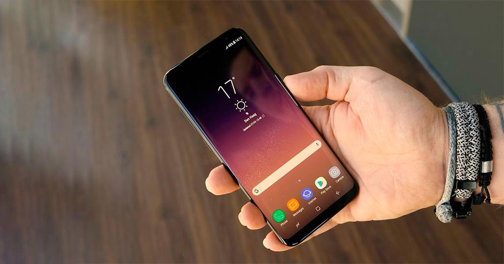 Смартфоны Samsung Galaxy Note 8