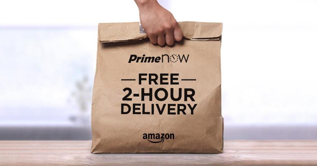 Amazon расширяет географию своего сервиса быстрой доставки