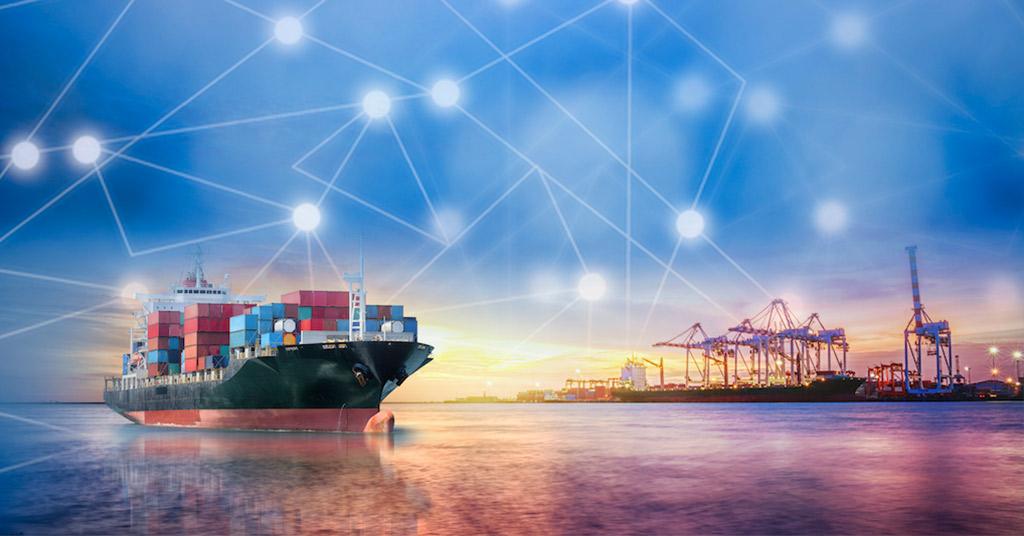 Технологию блокчейн впервые применят для страхования морских грузов