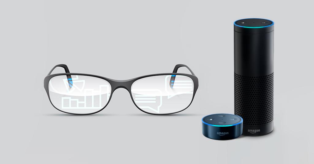 Amazon готовит «умные» очки с ассистентом Alexa