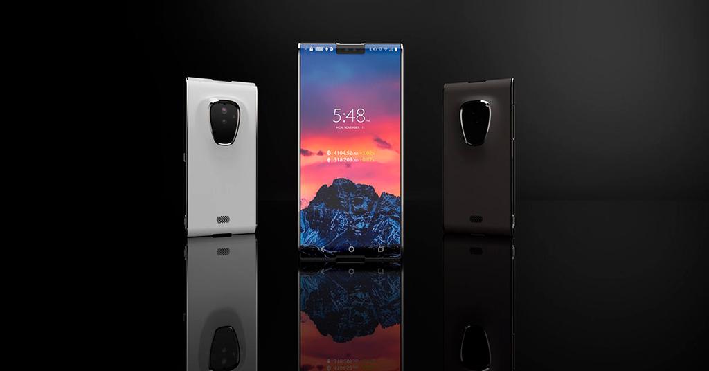 Создан первый в мире смартфон на блокчейне для транзакций с криптовалютами