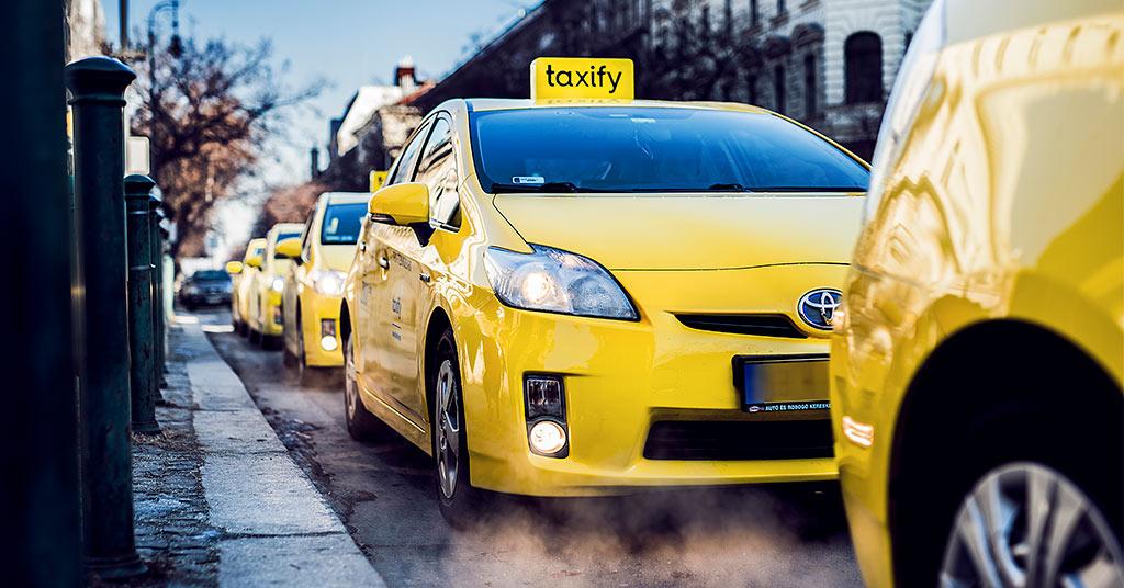Taxify в Европе