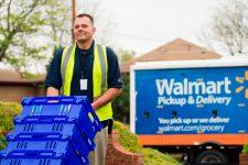 Walmart тестирует доставку продуктов питания прямо в холодильники