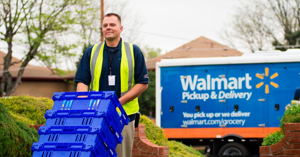 Walmart доставка в холодильники