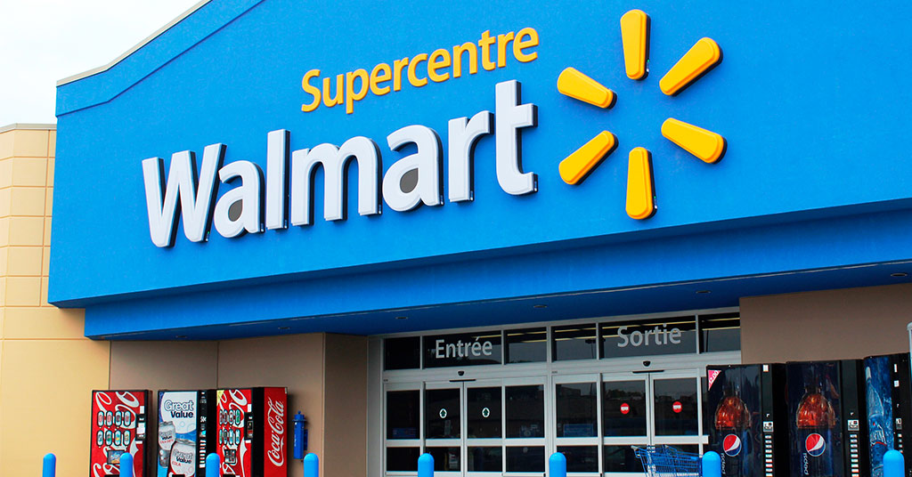 Walmart вложит миллионы в модернизацию своих магазинов