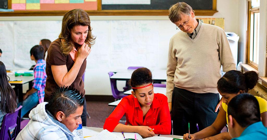 Платежи для бедных: фонд Билла Гейтса создал платформу на базе Ripple