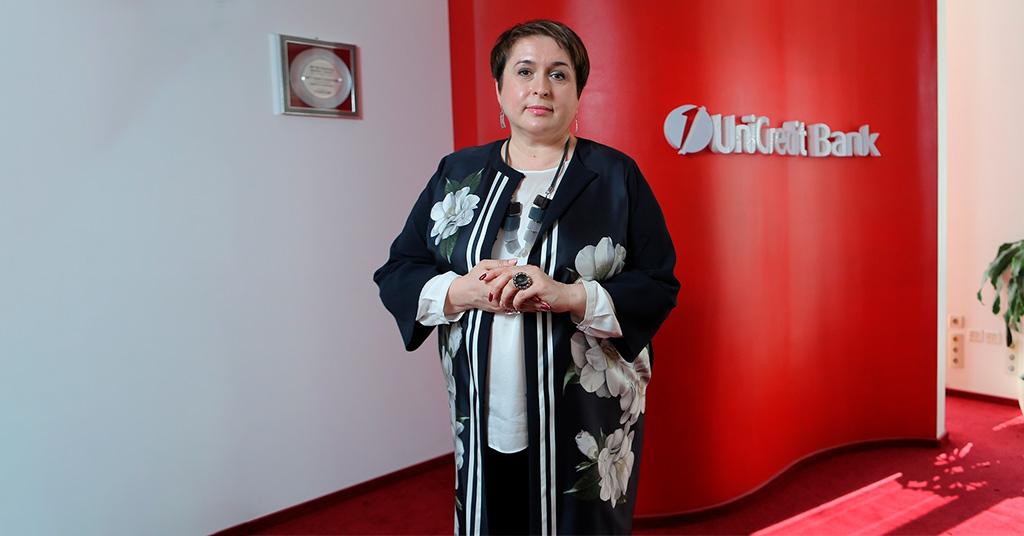 Глава Укрсоцбанка, Тамара Савощенко