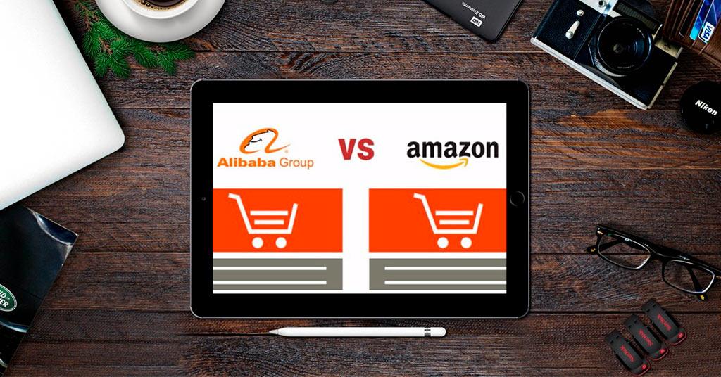 Amazon vs. Alibaba: назван крупнейший онлайн-маркетплейс мира