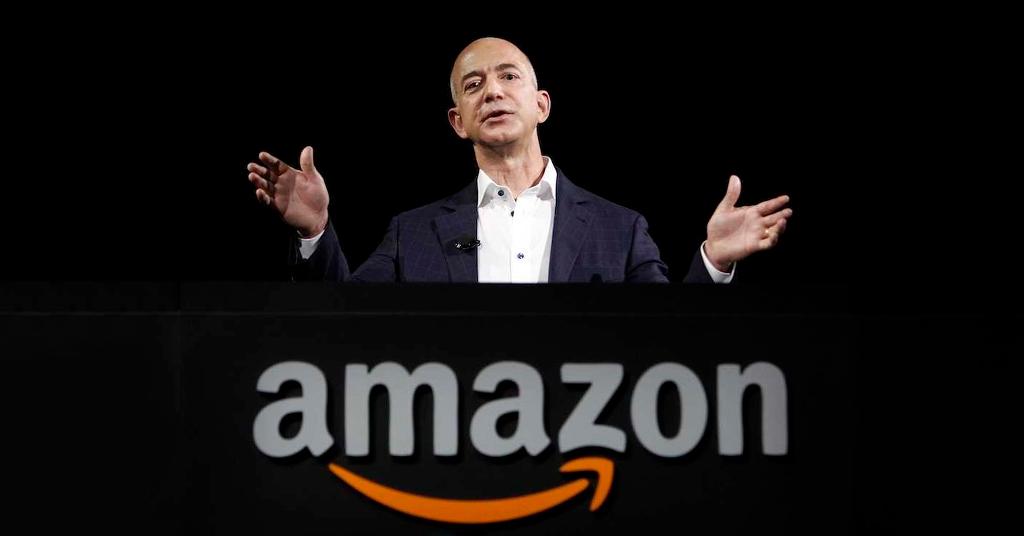 Amazon электронная коммерция в США