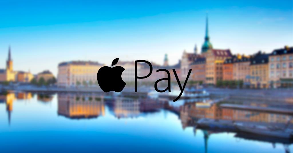 Apple Pay в Европе