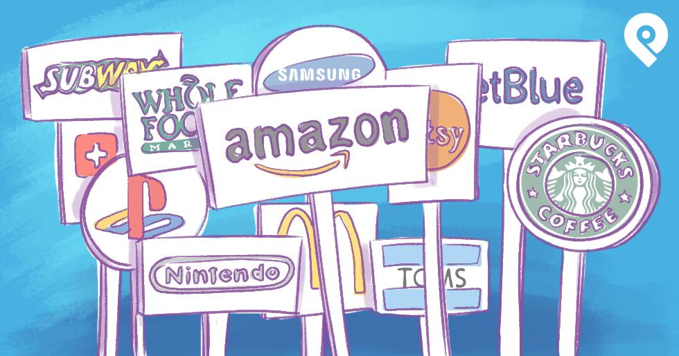 ТОП-100 брендов, которым клиенты доверяют больше всего