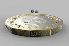 Стало известно, когда Британия откажется от старых монет в 1 фунт