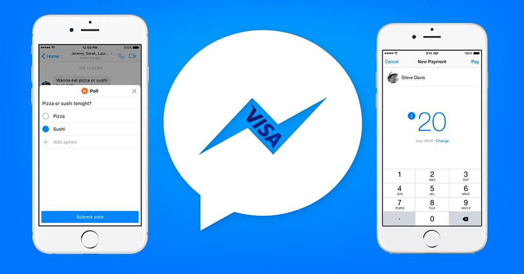 Facebook обезопасит платежи на своей платформе с помощью сервиса Visa