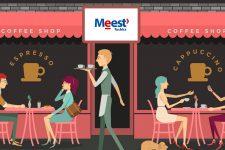 Украинцы смогут забирать интернет-заказы в кафе и парикмахерских