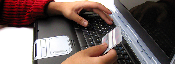 Использование карточки в Интернете: как распознать мошеннические сайты