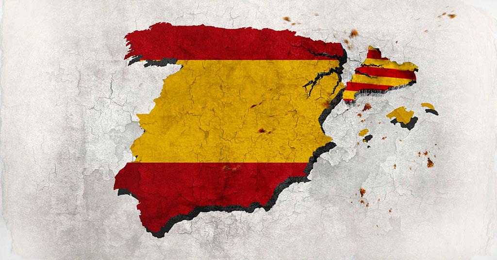 Банки уходят из Каталонии