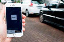 Приложение Uber шпионит за пользователями iPhone