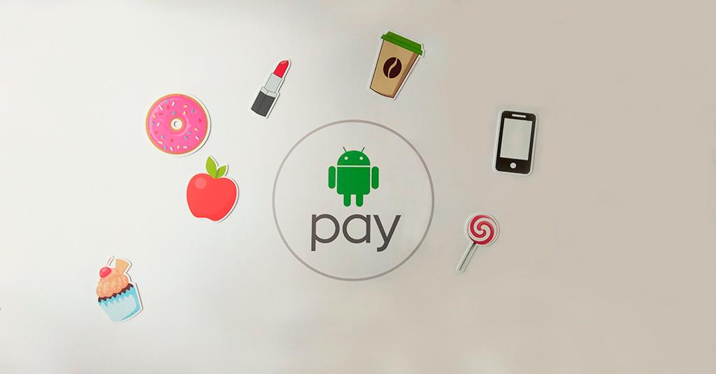 Android Pay в Украине: компания Google официально презентовала сервис