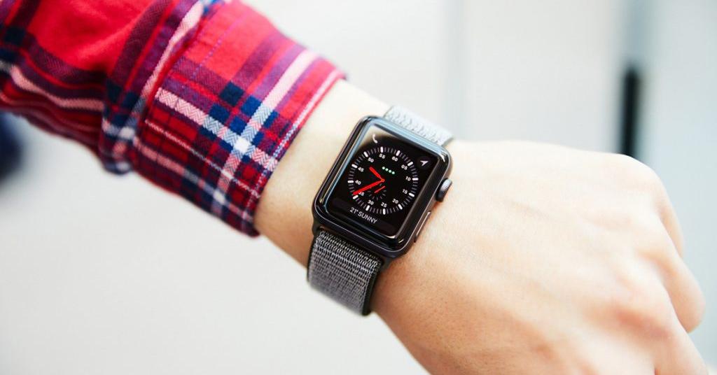 Apple носимые устройства