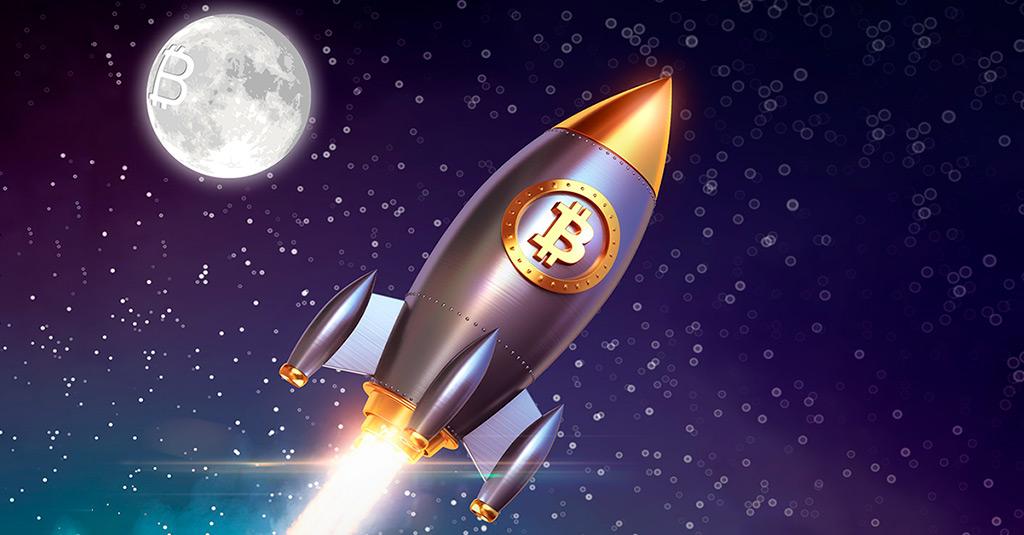 Свершилось: цена биткоина пересекла отметку в $10000