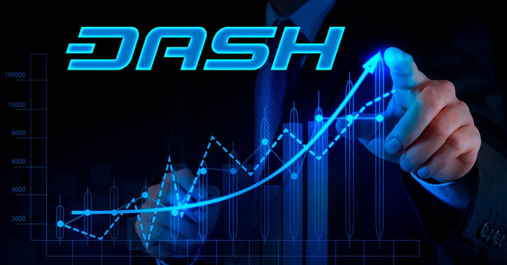 Цена криптовалюты DASH установила новый рекорд