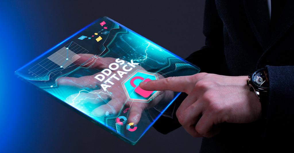DDoS-атаки Лаборатория Касперского