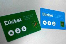 Харьковский транспорт переходит на единый электронный билет