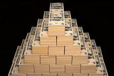 Задержан мошенник, организовавший финансовую пирамиду в Украине