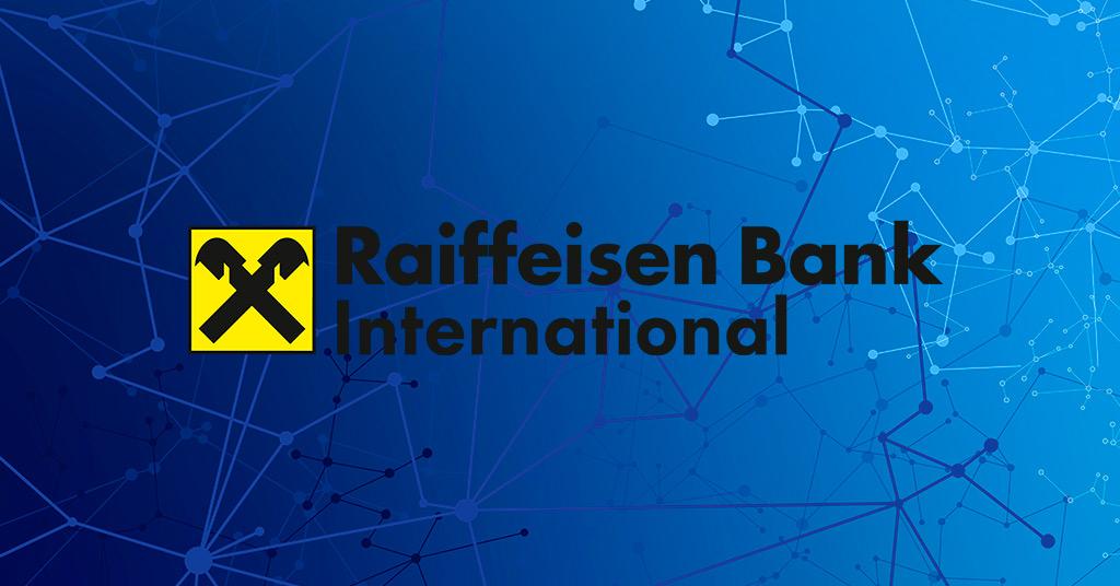 Raiffeisen Bank присоединился кблокчейн-консорциуму R3