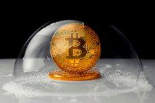 Основатель Wikipedia назвал криптовалюту пузырем, который лопнет