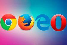 Где вы гуглите: самые популярные браузеры (инфографика)